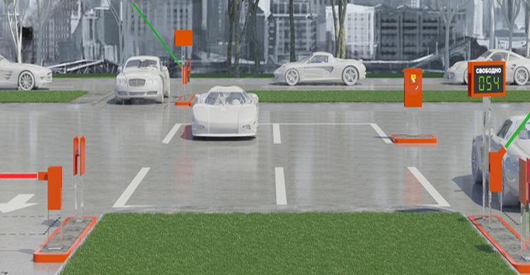 Автоматизация парковок АП-ПРО
